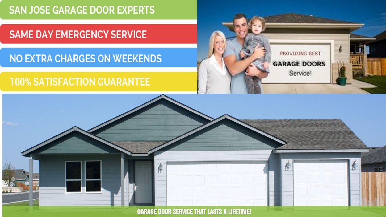 Garage Door Repair  Installation in San Jose CA  San Jose Garage Door Experts