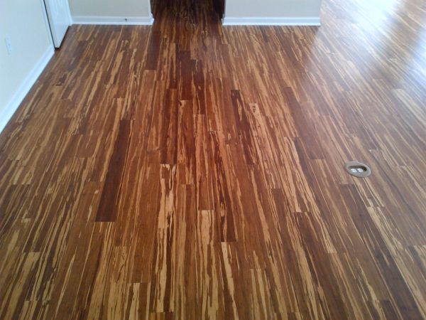 Can Bamboo Be Refinished Hardwood Flooring