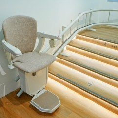 Chair Rail Pros And Cons High Toys R Us Home Elevator Vs Stairlift Comparisons Costs