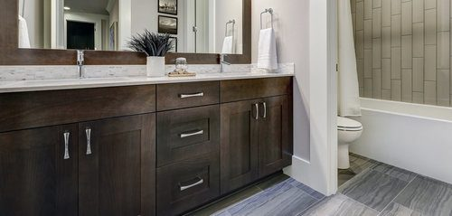 Wall Hung Vs Floor Mounted Vanity Pros Cons Comparisons And Costs