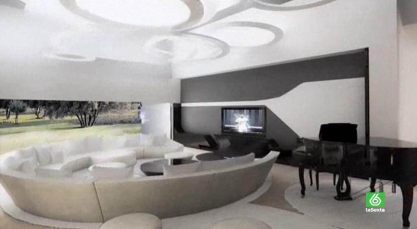 Conhea a casa de luxo de Cristiano Ronaldo em Madrid