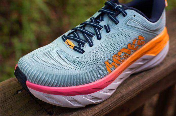 Hoka Bondi 7 Shoe Review Fleet Feet