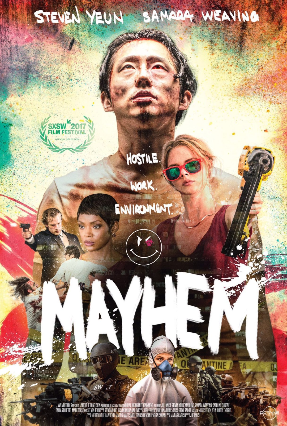 Horror Channel FrightFest Review  Mayhem 2017  Flickering Myth