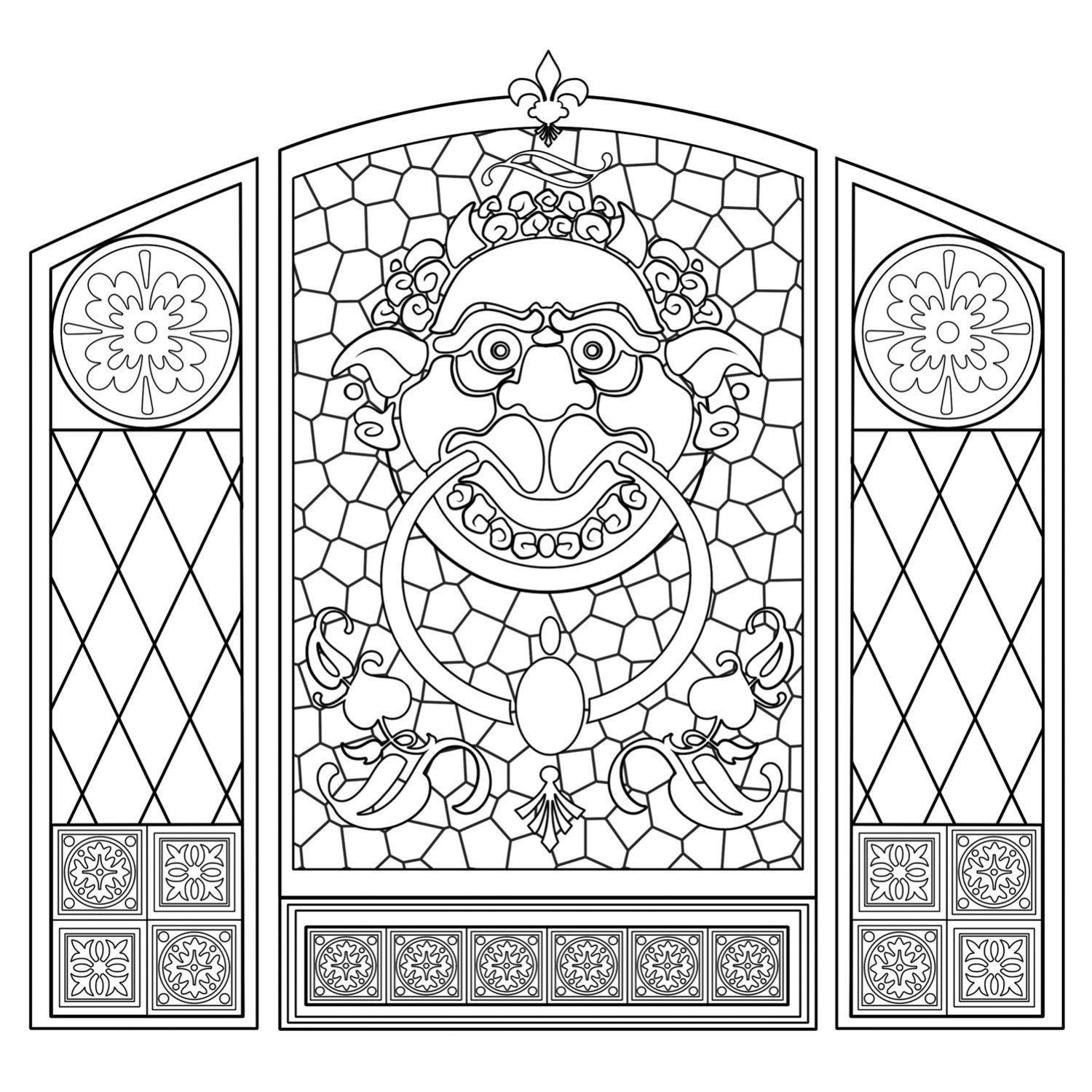 Adult Coloring Pages Book Of James