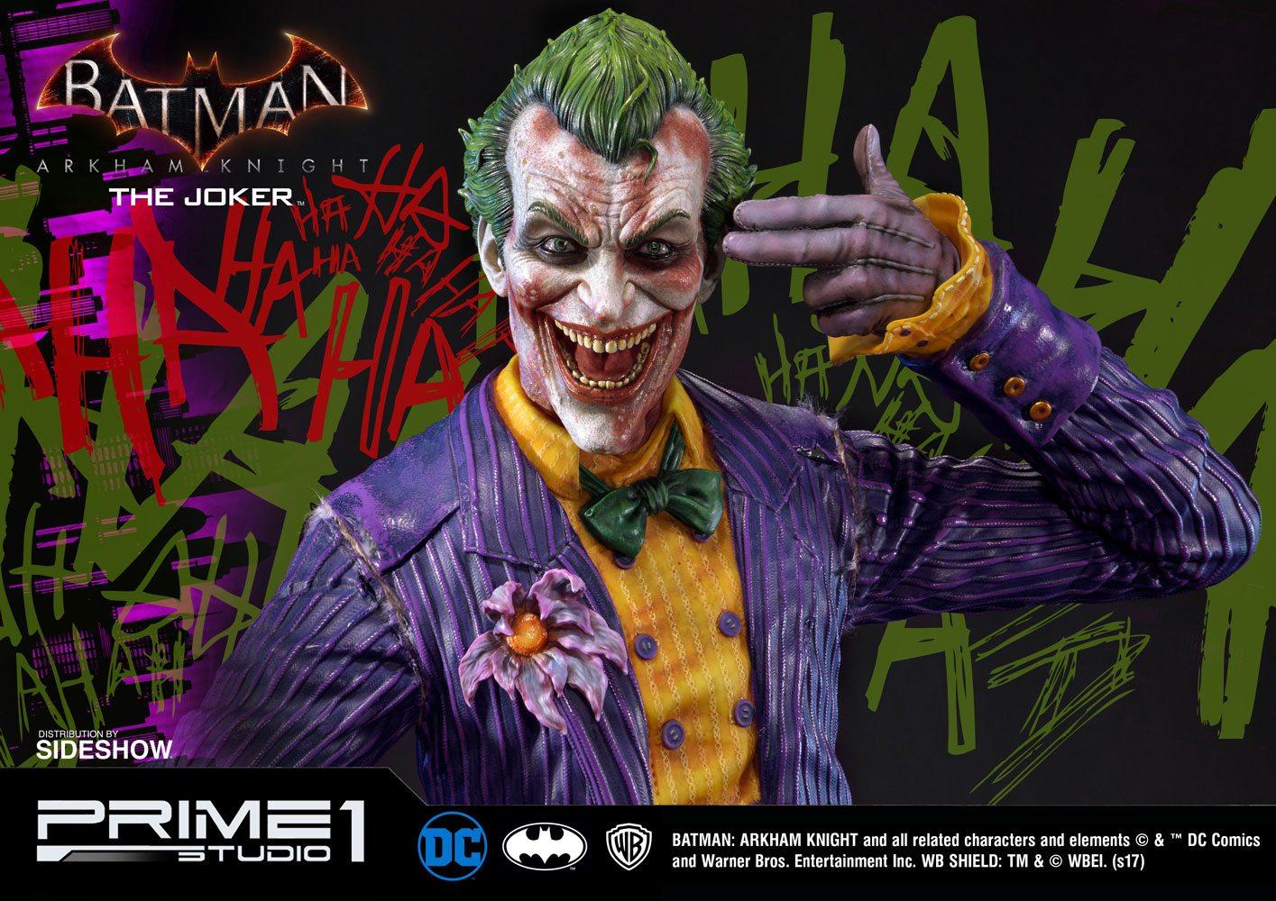 Prime 1 Studios Batman Arkham Knight Joker Collectible