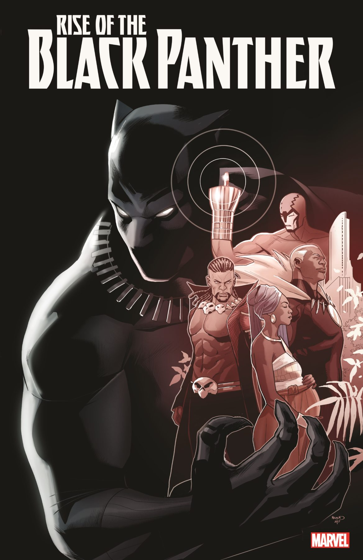 Marvel Announces Rise Of The Black Panther Series Flickering Myth