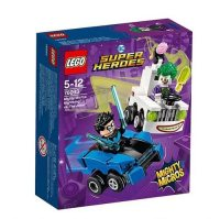 LEGO unveils new DC and Marvel Super Heroes Mighty Micros ...