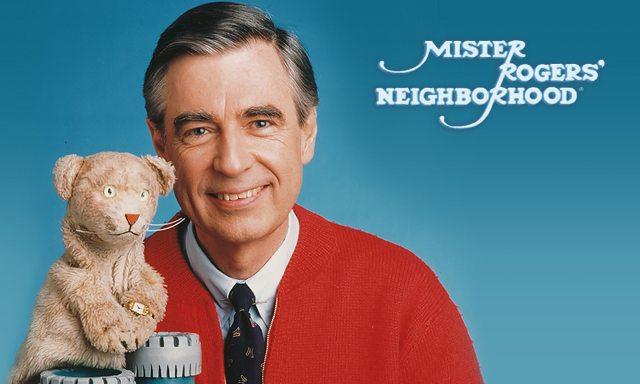Welcome Neighborhood Mr Rogers