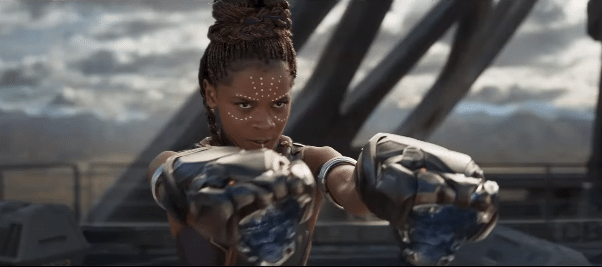 Shuri Dons Her Own Black Panther Costume In Unused Concept