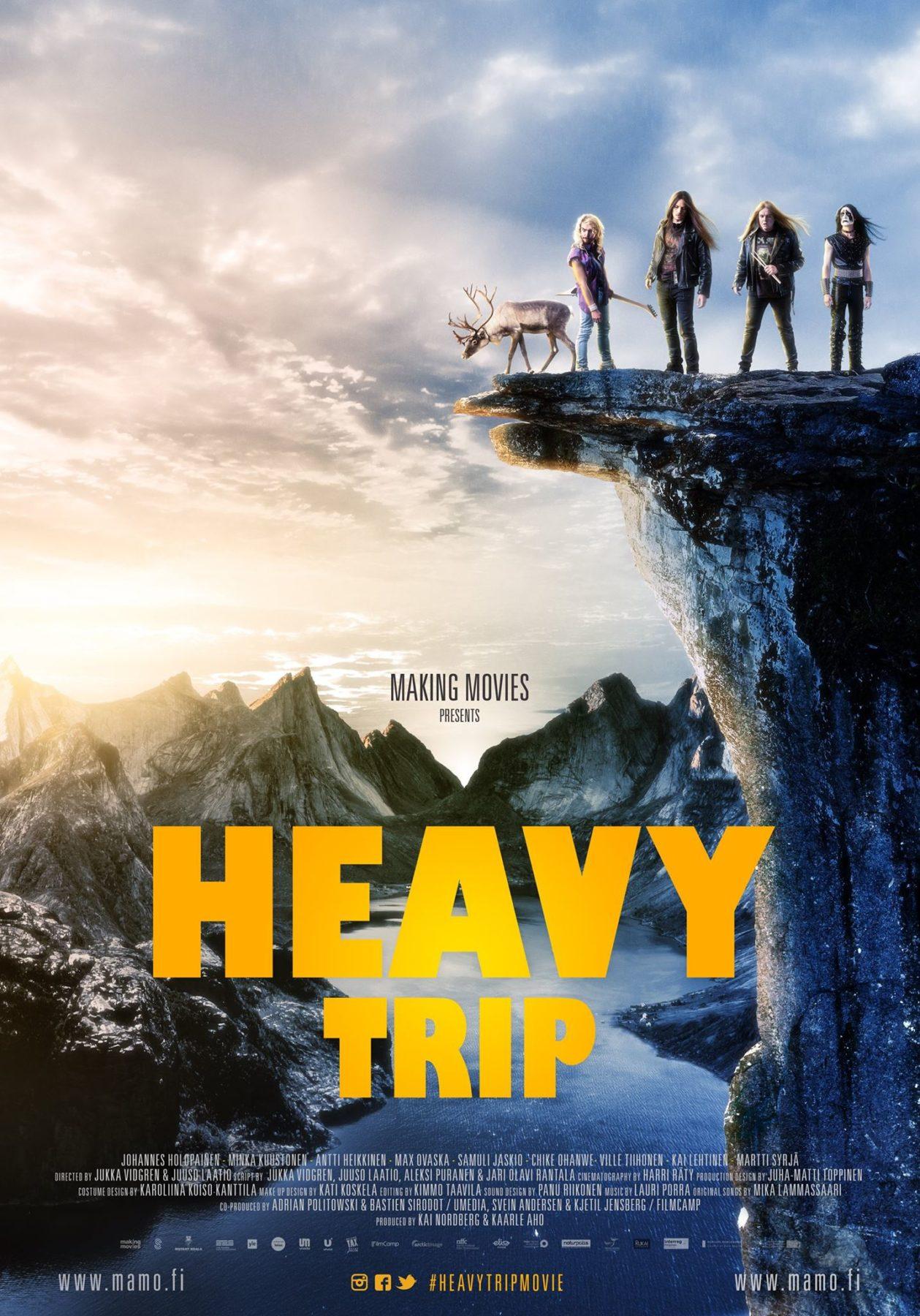 SXSW Movie Review  Heavy Trip 2018  Flickering Myth