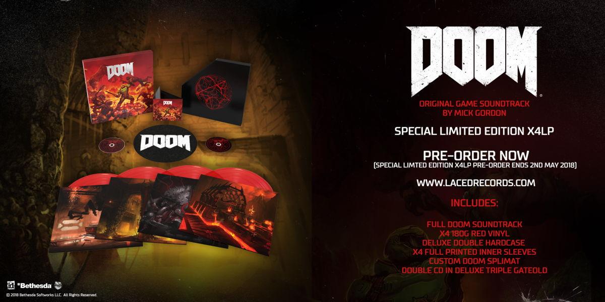 Original Doom Soundtrack Getting A Special Edition