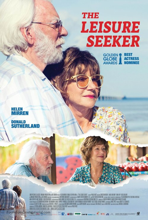 Movie Review The Leisure Seeker 2017