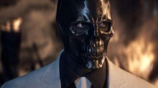 Resultado de imagem para BLACK MASK DC