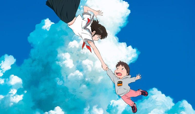 Cartoon Love Girl Wallpaper Mamoru Hosoda S Anime Feature Mirai Gets A U S Trailer