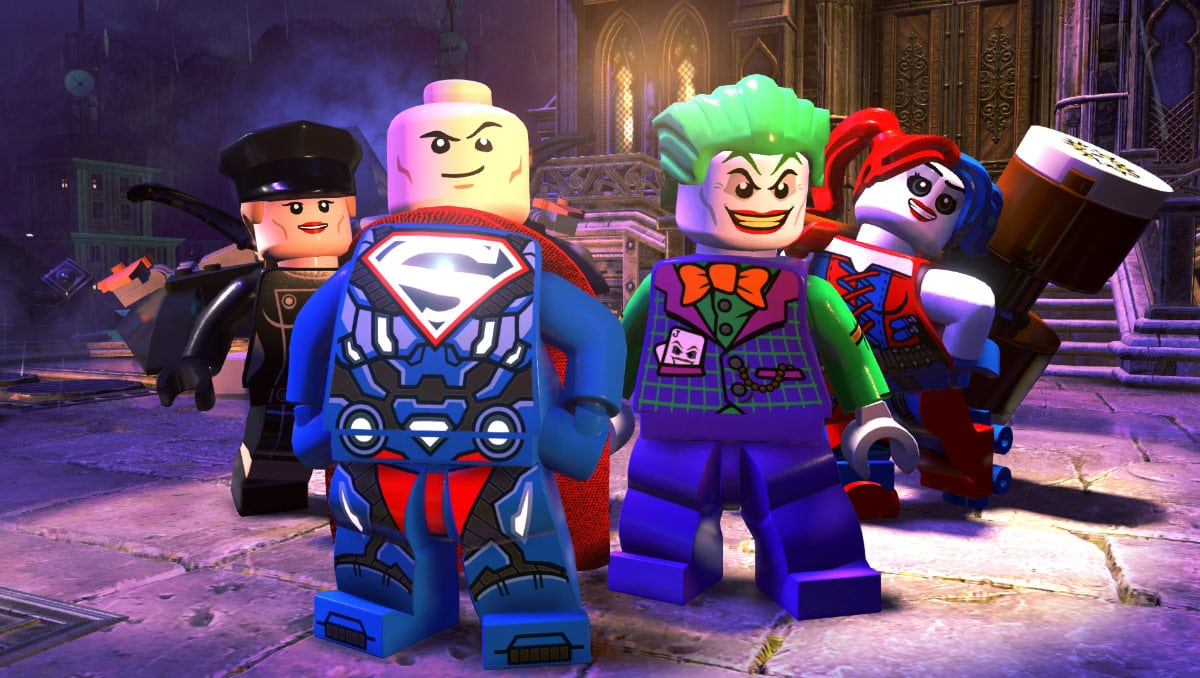 Full List Of Playable Characters From LEGO DC Super Villains Leaked Flickering Myth