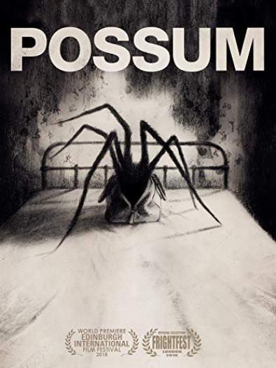 Horror Movies 2018: possum