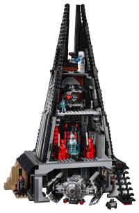 LEGO Star Wars Darth Vader's Castle set revealed