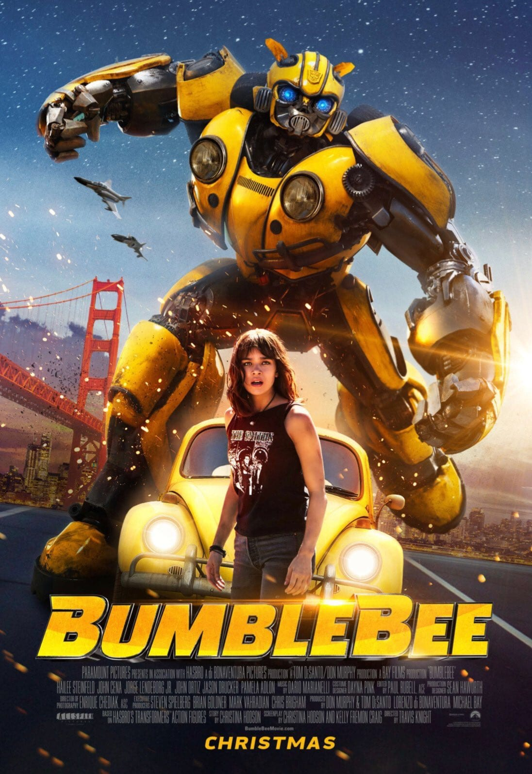 Movie Review  Bumblebee 2018  Flickering Myth