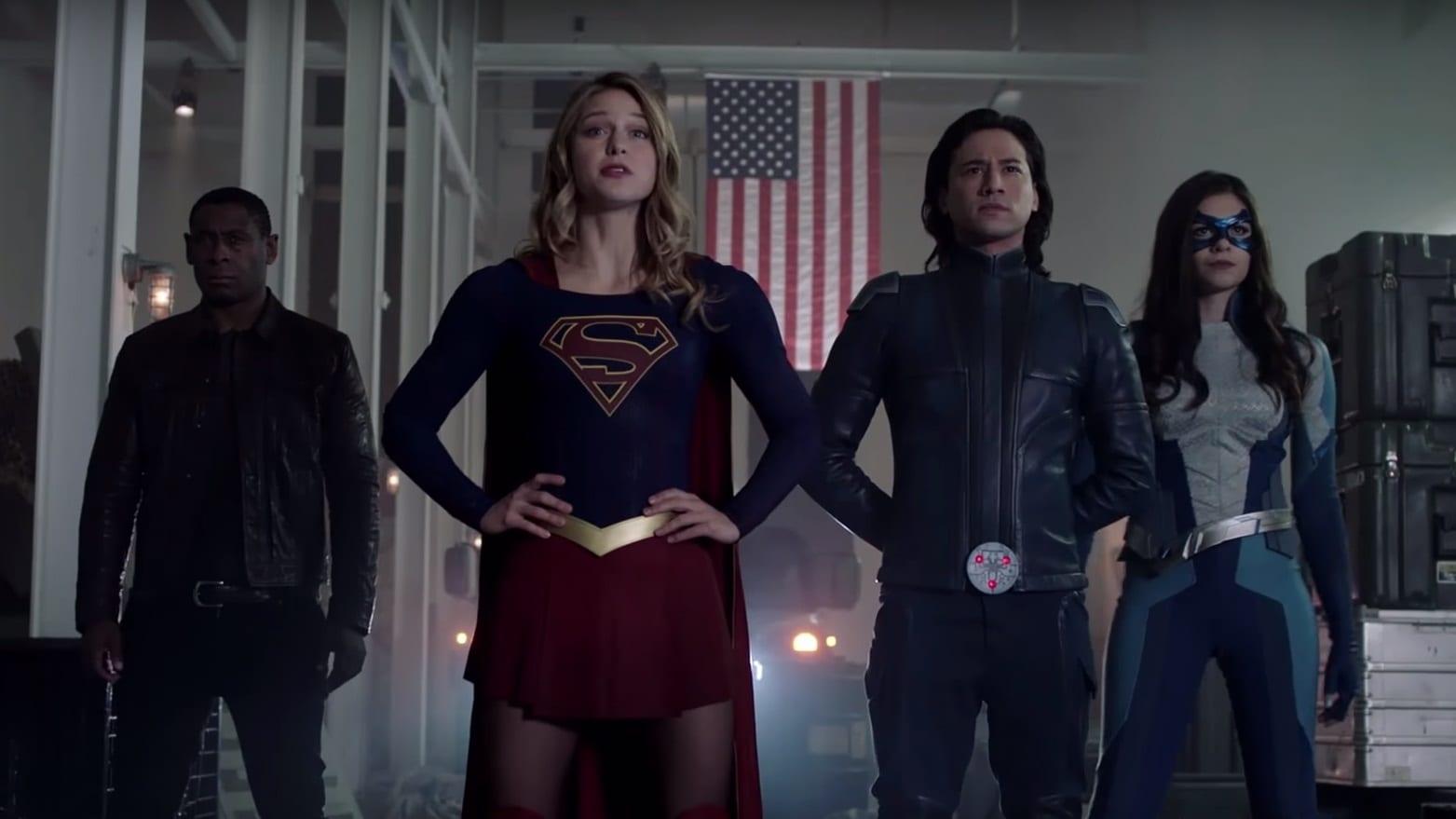 Supergirl vs The Elite in promo for Supergirl Season 4