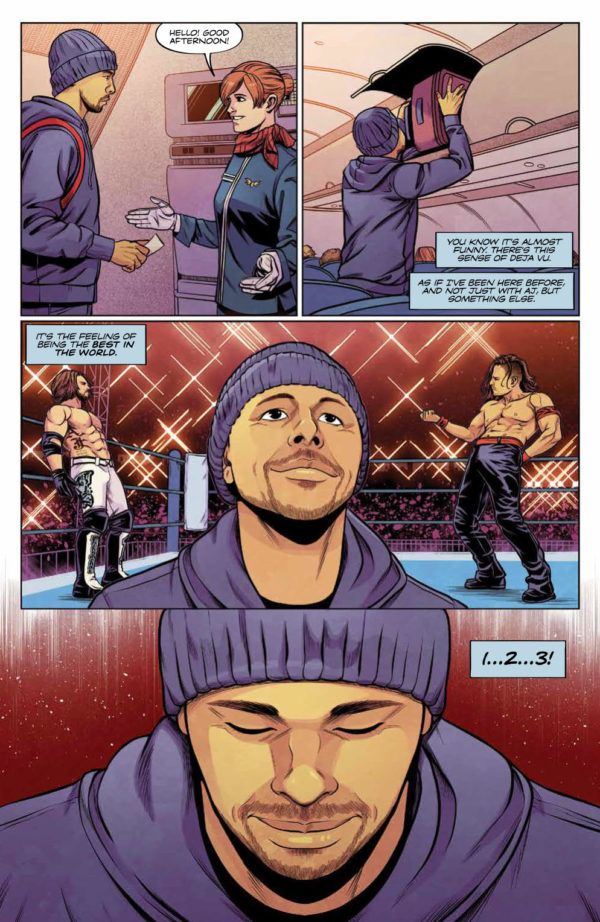Comic Book Preview  WWE WrestleMania 2019 Special