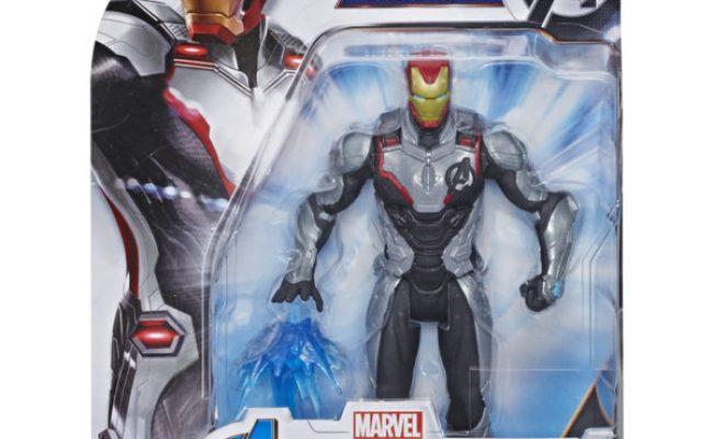 Hasbro Unveils Huge Batch Of Avengers Endgame Action
