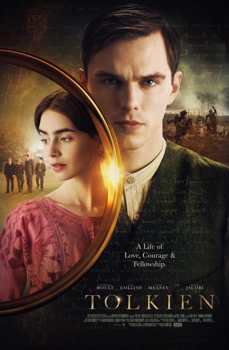 J. R. R. Tolkien Priscilla Tolkien : tolkien, priscilla, Movie, Review, Tolkien, (2019)