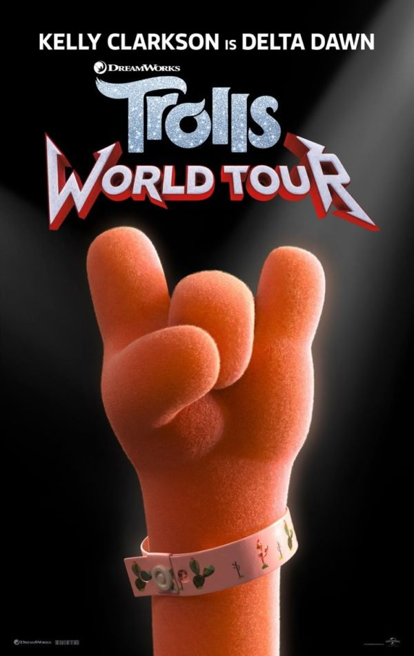Trolls World Tour character posters and first look images