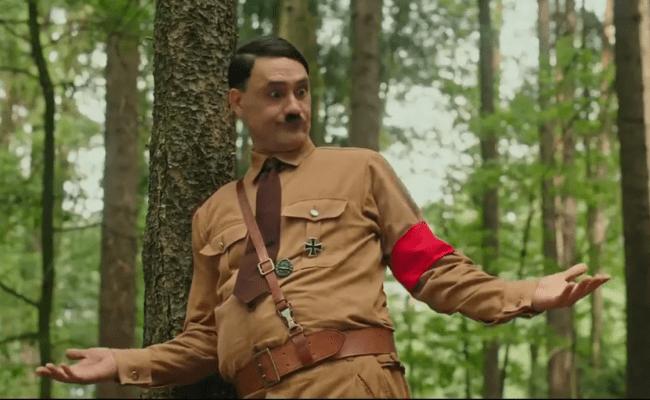 Taika Waititi Is Adolf Hitler In First Trailer For Jojo Rabbit