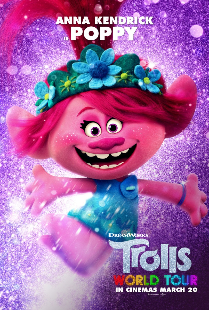 Trolls World Tour Gets A New Trailer And Character Posters