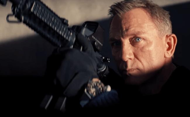 Daniel Craig S 007 Returns In No Time To Die Trailer
