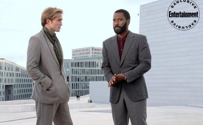First Image From Christopher Nolan S Tenet Featuring