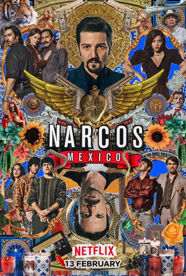 Narcos Mexico Saison 2 Streaming : narcos, mexico, saison, streaming, Netflix, Drops, Narcos:, Mexico, Season, Poster, Trailer