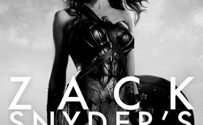 Zack Snyder S Justice League Gets Six Character Posters