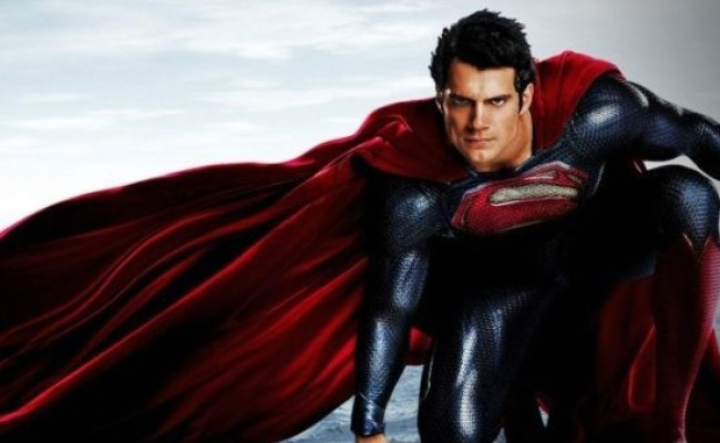 Henry Cavill In Talks To Return As Superman In The Dc