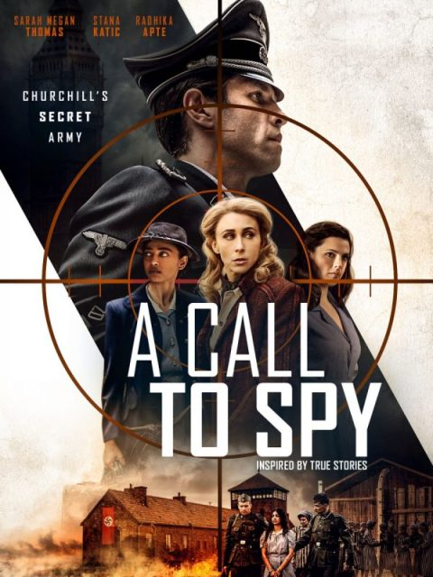 Download A Call to Spy (2020) Dual Audio {Hindi-English} 480p | 720p