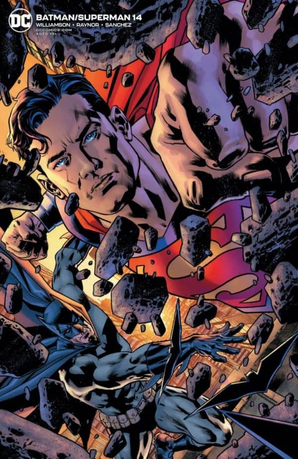 Batman/Superman #14 Review