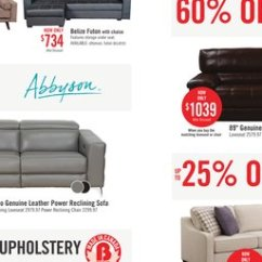 Dalton Sofa Leon S Leather Futon Sleeper The Brick Spring Home Event Feb 26 To Mar 13