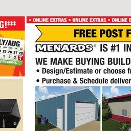 Solar Deck Post Lights Menards Viewdulahco - Does menards deliver