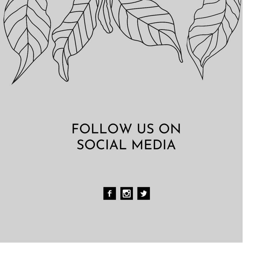 Coffee Shop Brochure Design