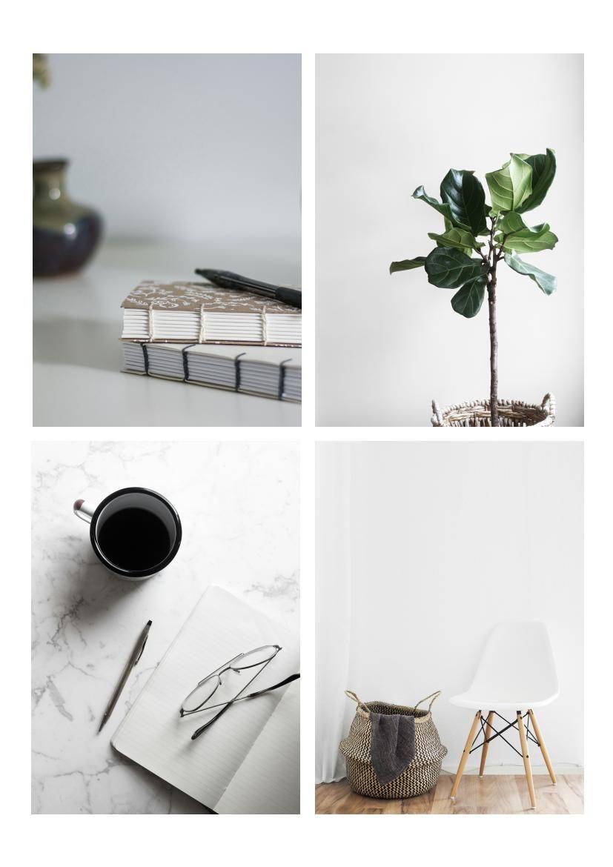 Free Minimalist Magazine Template & Design Flipsnack