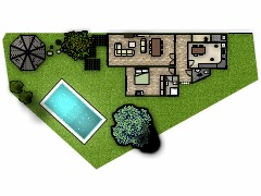 Mi primer proyecto - peluka(copy)(copy) made with Floorplanner