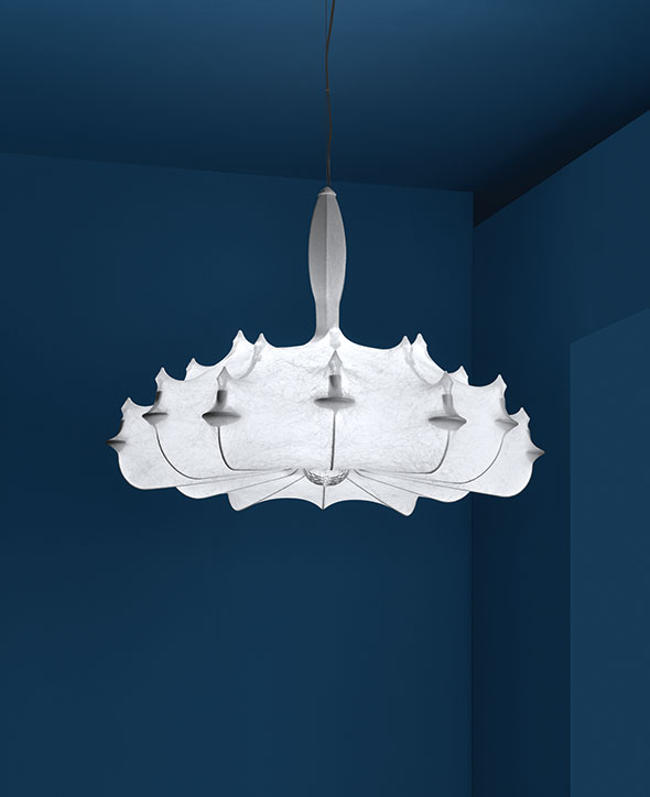 Romeo Moon Pendant Light
