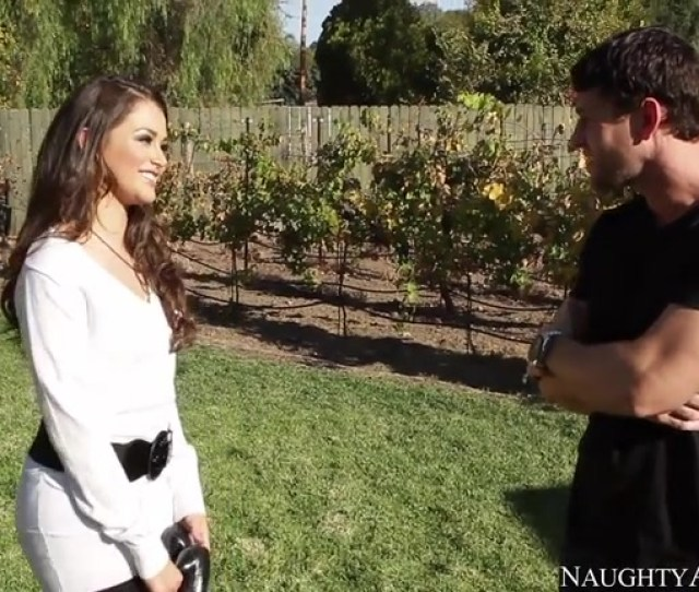 Allie Haze Convinced Her Boyfriend To Sell His House And Move To Napa