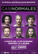 "NANDO GONZÁLEZ en ""Casi Normales"""