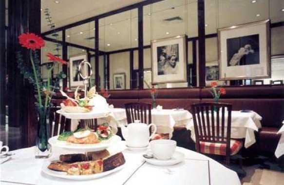 """Los mejores """"tea rooms"""" en Londres 3"""