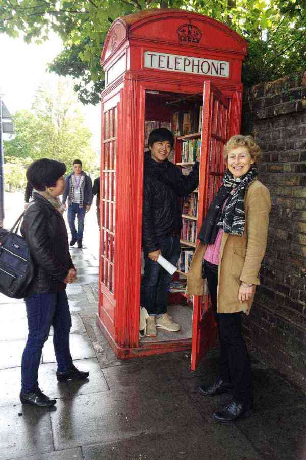 Weird Ways Britain Iconic Telephone Boxes