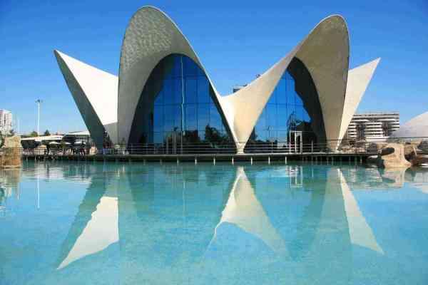 Curiously Unique Architecture Of Valencia Spain
