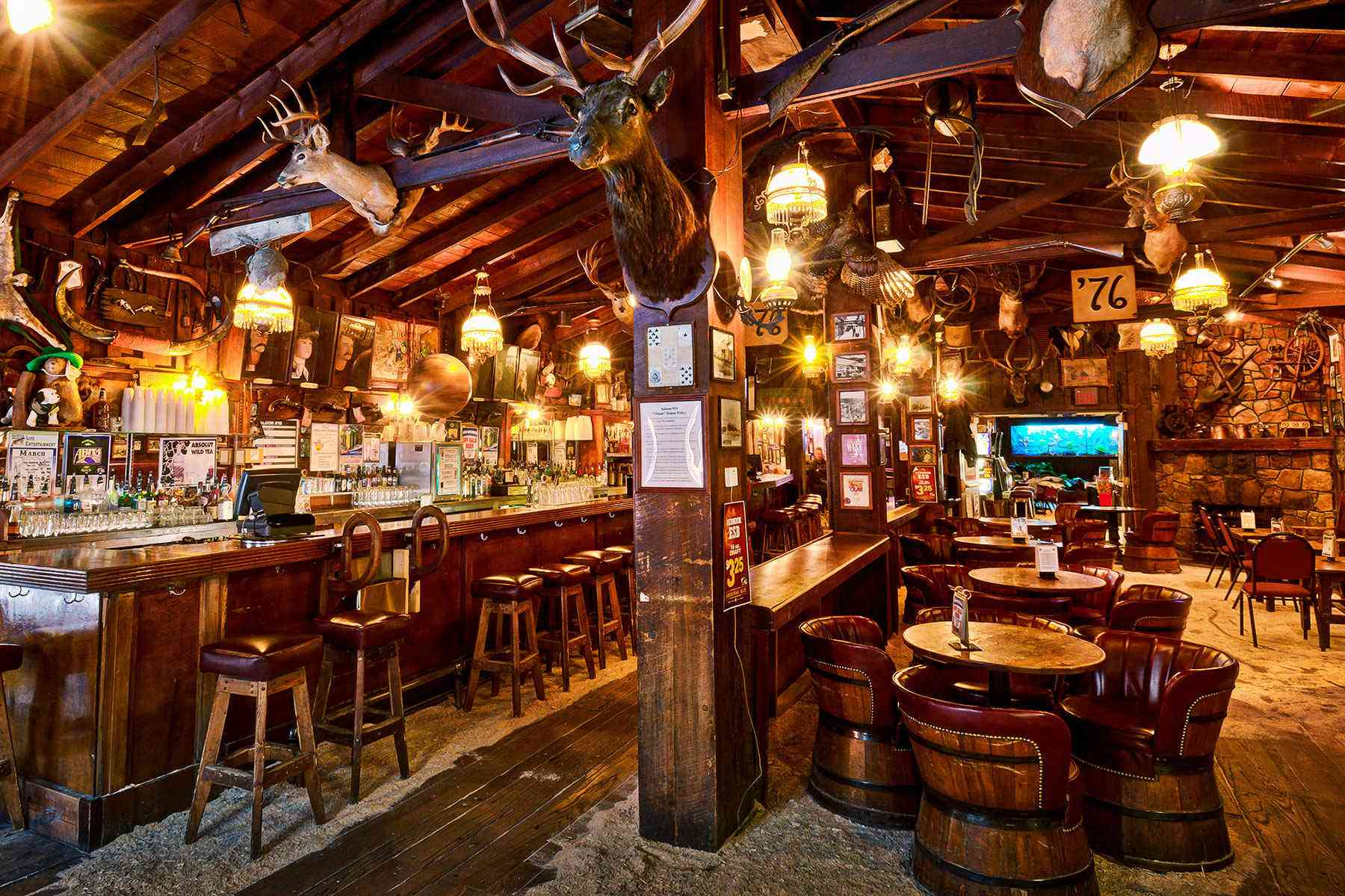 12 Wild West Bars to Make You Feel Like a Cowboy  Fodors Travel Guide