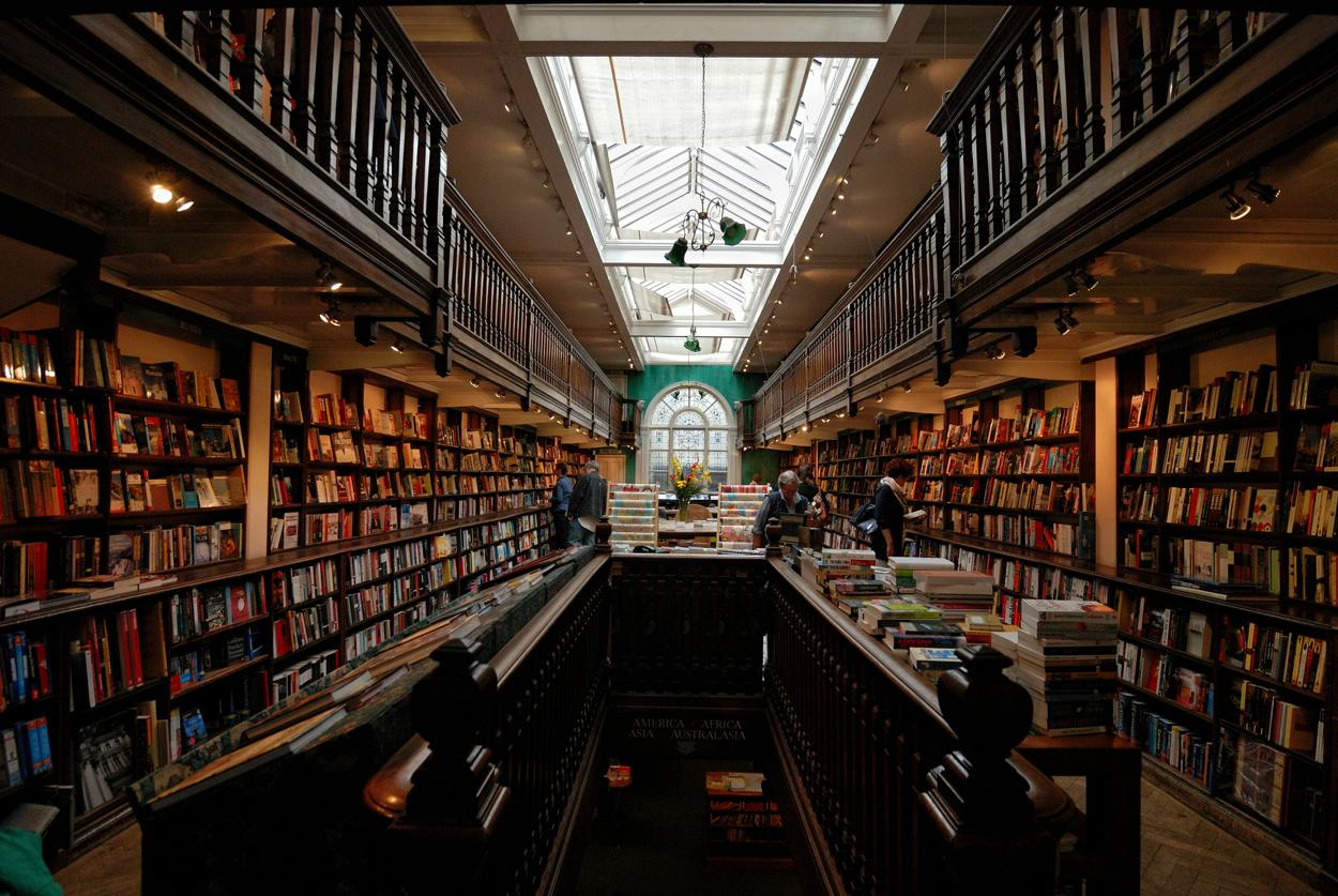 World's 19 Most Stunning Bookstores  Fodors Travel Guide