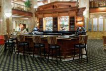 Holiday Cocktail 10 Cozy Hotel Bars